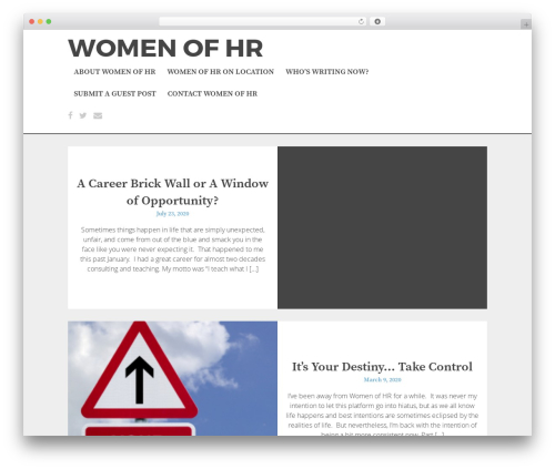 The Huxley WordPress free download - womenofhr.com
