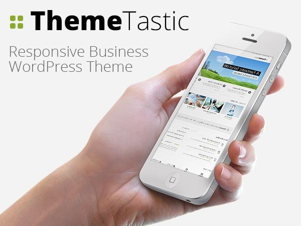 Themetastic - Responsive Business WordPress Theme company WordPress theme