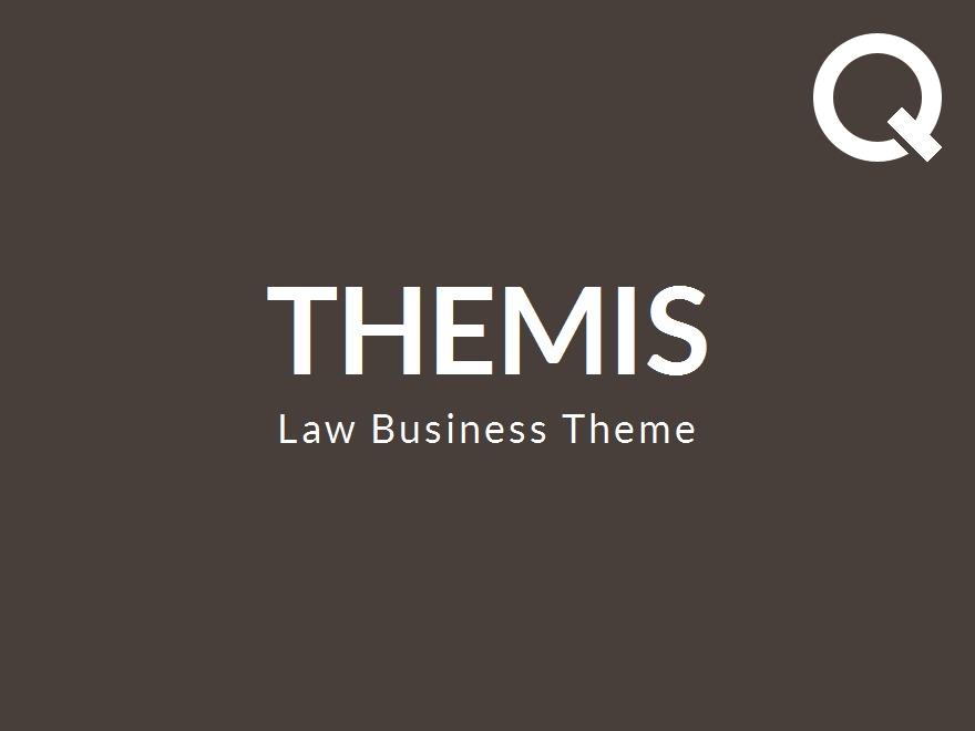 Themis - Responsive Law Business WordPress Theme business WordPress theme