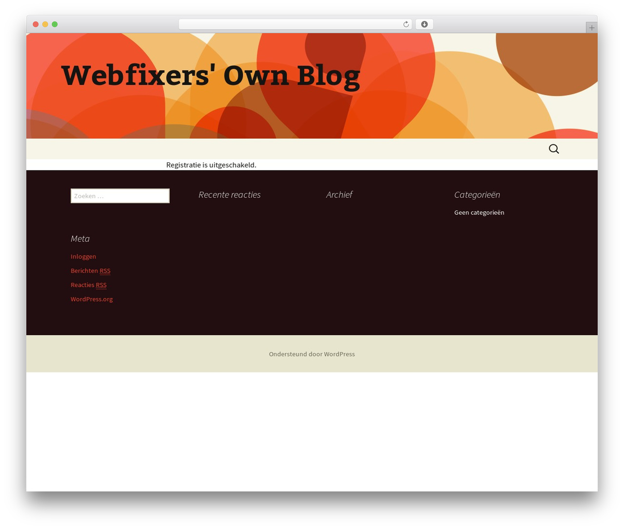 Twenty Thirteen free WP theme - webfixersown.wpengine.com/wp-signup.php?new=debaasis.com