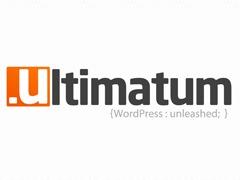 Ultimatum WordPress theme