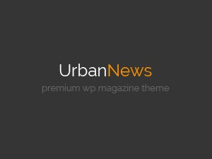 UrbanNews best WordPress magazine theme
