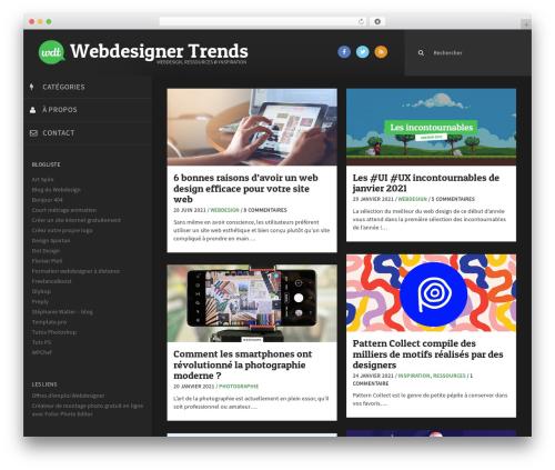 Free WordPress WordPress Ads & AdSense plugin – Ad Inserter plugin - webdesignertrends.com