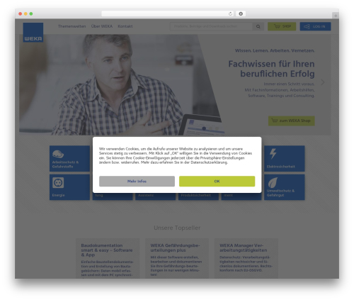 Free WordPress Search & Filter millions of posts, custom fields, categories and tags with Elasticsearch and Solr server – WPSOLR plugin - weka.de