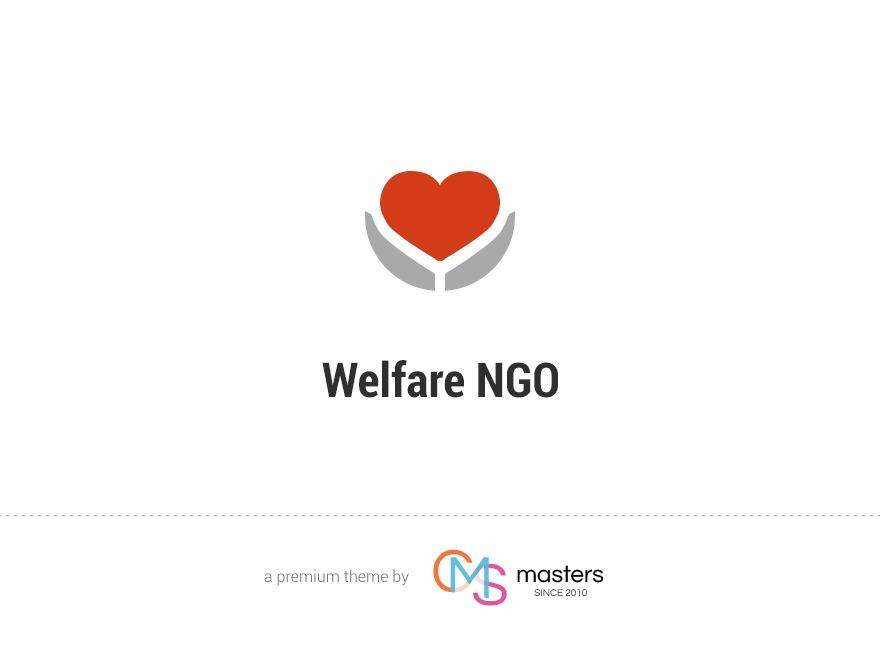 Welfare WordPress portfolio theme