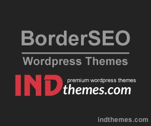 WordPress template BorderSEO Wordpress Theme