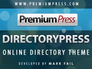 WordPress theme DirectoryPress