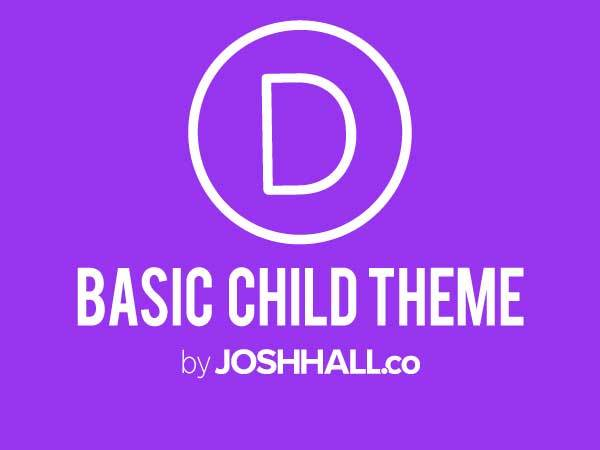 WordPress theme Divi Child Theme