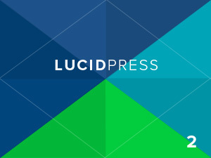 WordPress theme Lucidpress