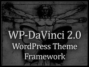 WordPress theme WP-DaVinci