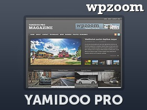 Yamidoo PRO Magazine best WordPress magazine theme