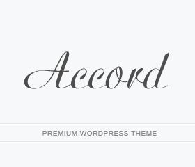 Accord - Responsive WordPress Blog Theme WordPress blog template
