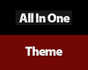 All In One Theme premium WordPress theme