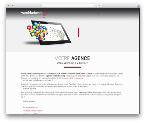 Betheme best WordPress theme - webmarketing-managers.net
