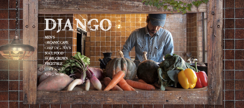 Django WP template