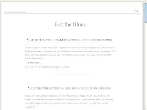 Doc theme WordPress
