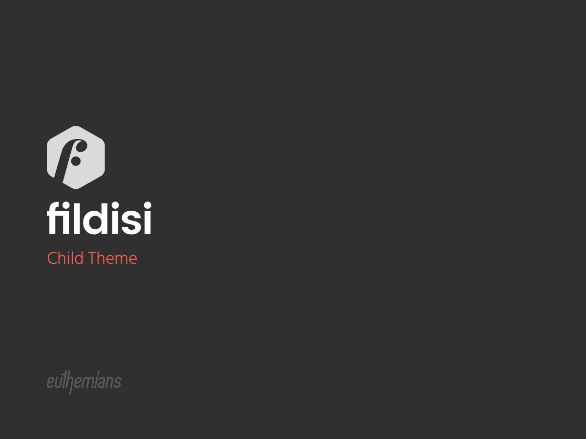 Fildisi Child WordPress theme design