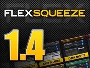 FlexSqueeze WP template