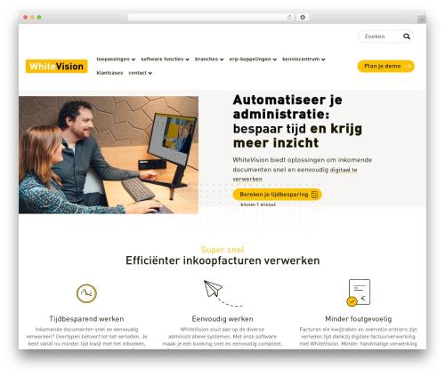 Free WordPress Carousel Slider plugin - whitevision.nl