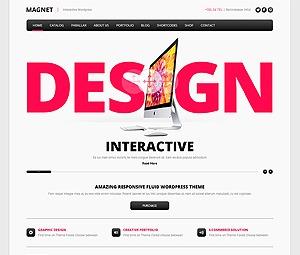 Magnet WordPress theme