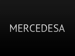 Mercedesa best portfolio WordPress theme