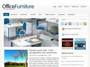 OfficeFurniture WordPress gaming theme