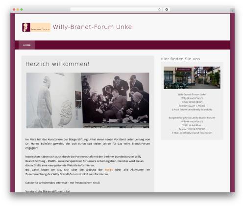 Free WordPress SlickQuiz plugin - willy-brandt-forum.com