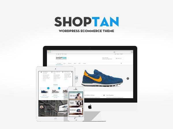 Shoptan best WordPress magazine theme