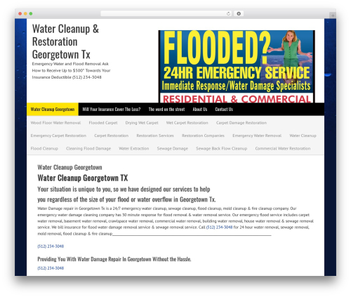 Template WordPress Dynamik-Gen - watercleanupgeorgetowntx.com