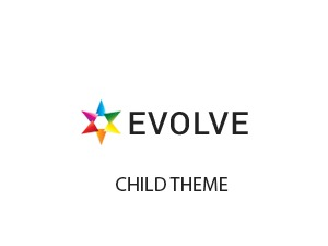 Template WordPress Evolve Child