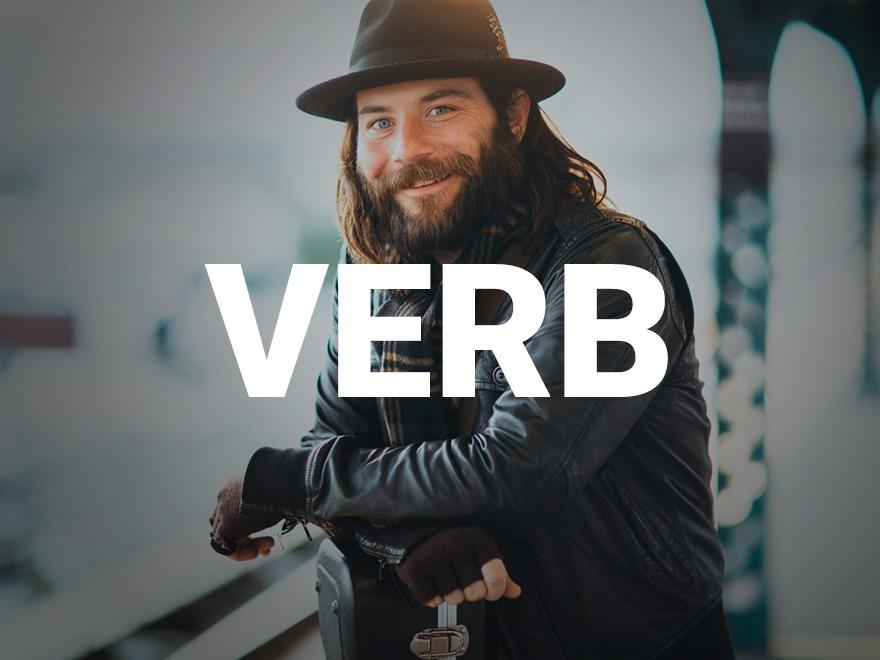 Template WordPress Verb
