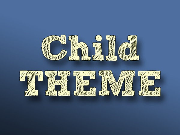 Theme WordPress Responsive Mobile Child
