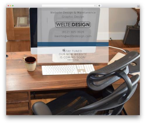 Theme WordPress The HTML5 Reset Theme - weltedesign.com