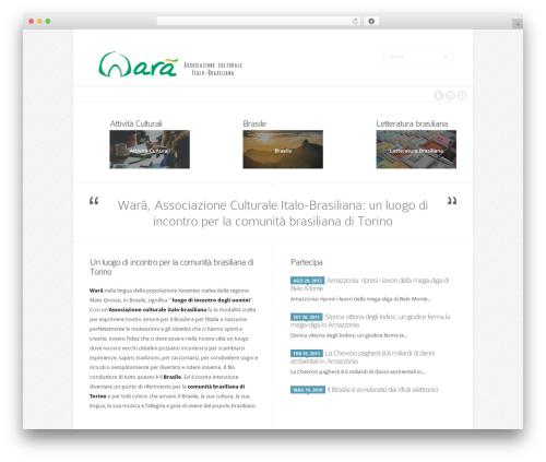 Free WordPress Page-list plugin - wara.it
