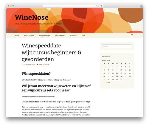 Free WordPress Poll, Survey, Form & Quiz Maker by OpinionStage plugin - winenose.nl