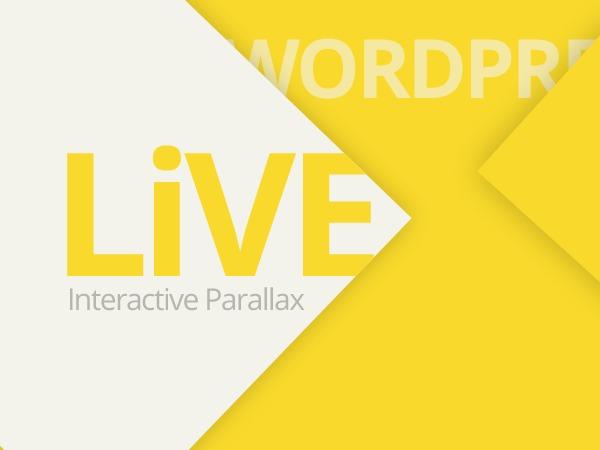 WordPress theme Live-Premium