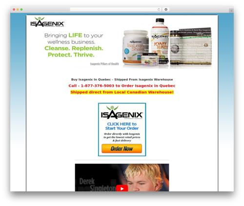 WordPress seo-pressor plugin - weightloss-quebec.com