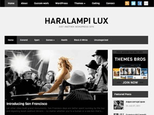 WP template HaralampiLux