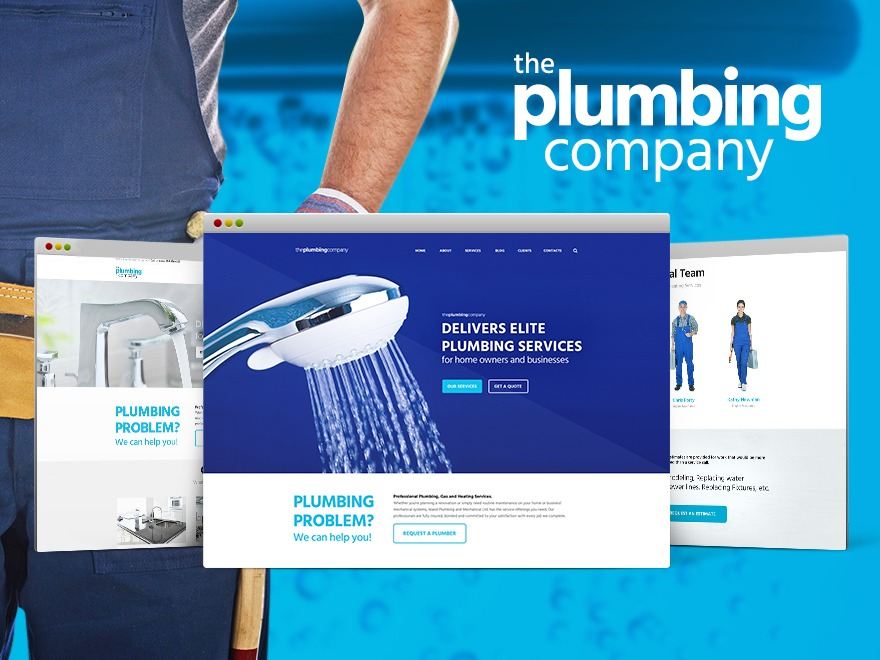 WP template Plumbing