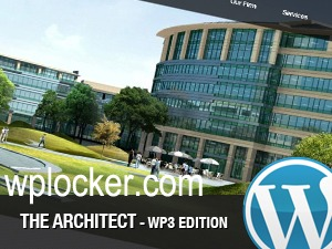 WP template The Architect