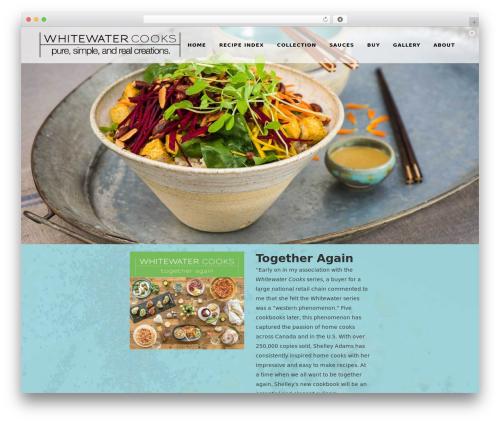 WordPress LayerSlider Responsive Slider plugin - whitewatercooks.com
