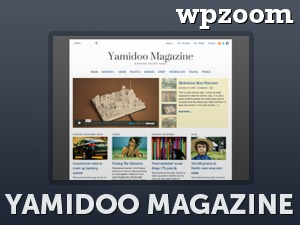 Yamidoo Magazine WordPress news template