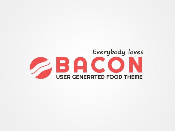 Bacon by Bluthemes food WordPress theme
