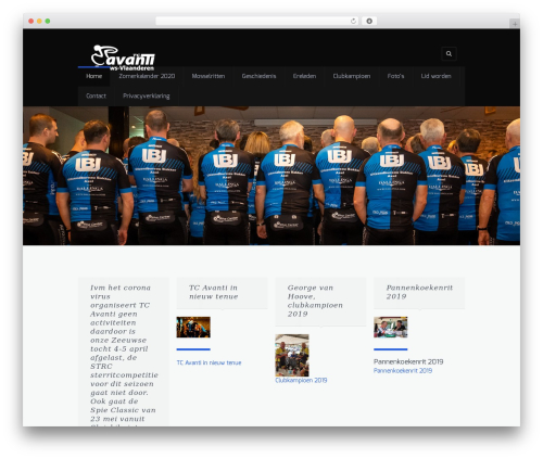 Falco WP theme - tcavanti.nl