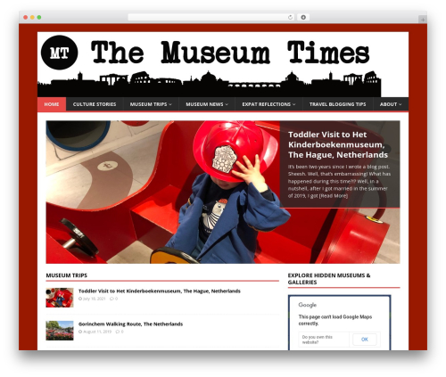 WordPress instagram-picture plugin - themuseumtimes.com