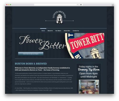 Template WordPress JOYN. - towerbrewery.co.uk