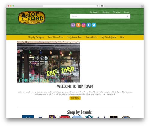 WordPress ajaxy-search-form plugin - toptoad.com