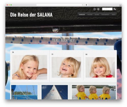 Travel Lite template WordPress free - team-manthey.de
