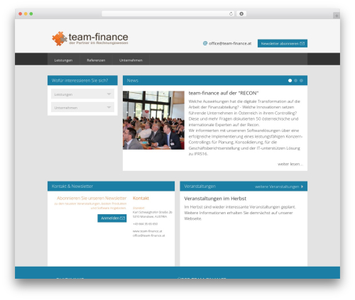 Free WordPress Boxers and Swipers plugin - team-finance.at