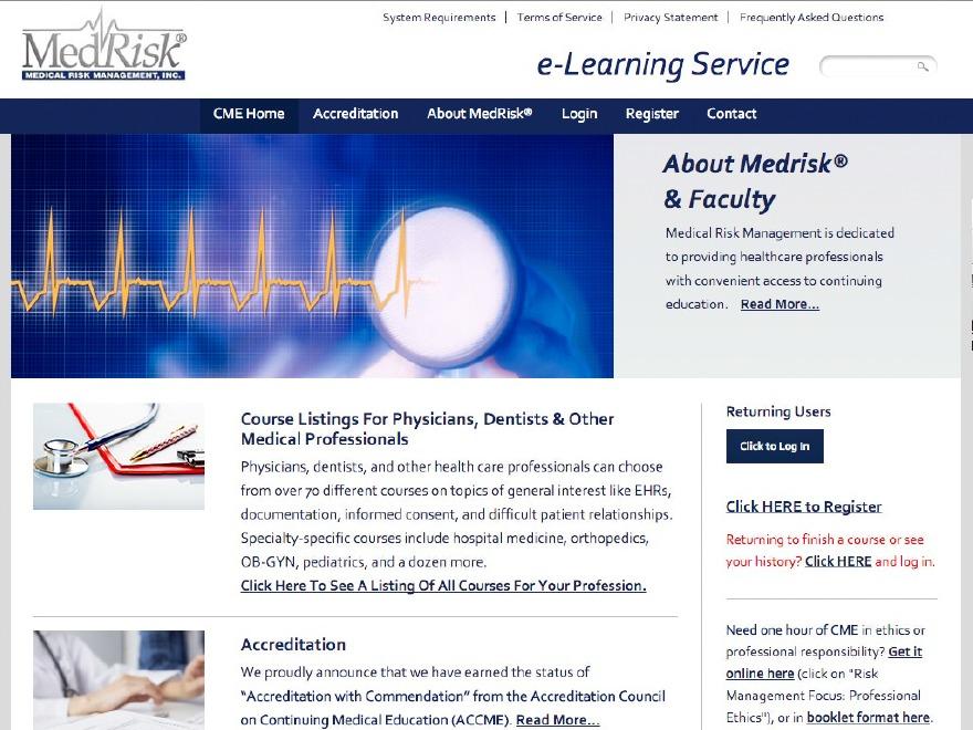 Best WordPress theme MedRisk